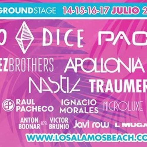 Raúl Pacheco - Los Alamos Beach Festival