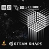 Steam Shape @ Dice & Cubbo Night w/ Spartaque, Corvin, Budapest 23 June 2017