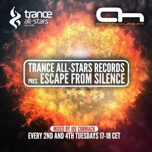 Escape From Silence #180 (July 11 2017, Afterhours.fm)