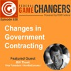 Ep 038:  Changes in Government Contracting