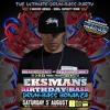 Triplex DJ Entry Eksman's Birthday Bash 2017