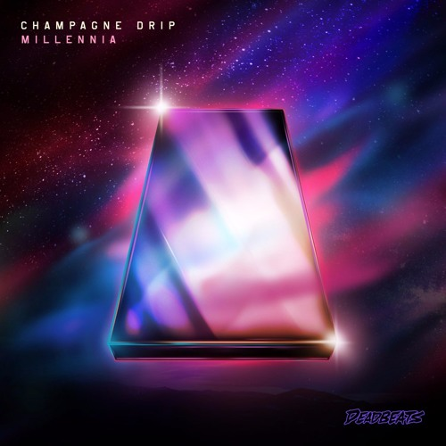 Champagne Drip - Blue Science