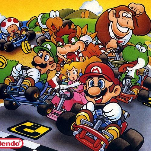Super Mario Kart - Rainbow Road (Genesis Cover) by Txai