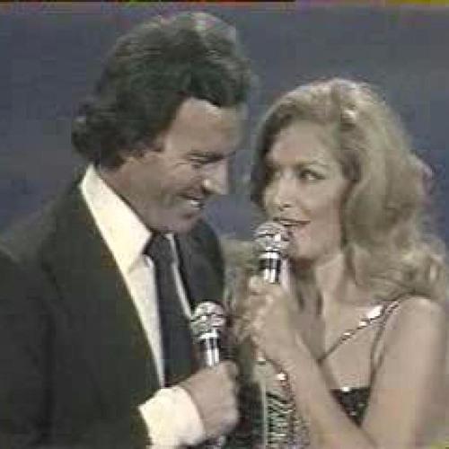 Dalida et Julio Iglesias - La Vie en Rose