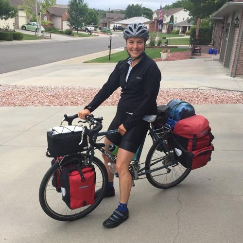 Biking Coast-to-Coast to Capture Stories of Inspirational Women