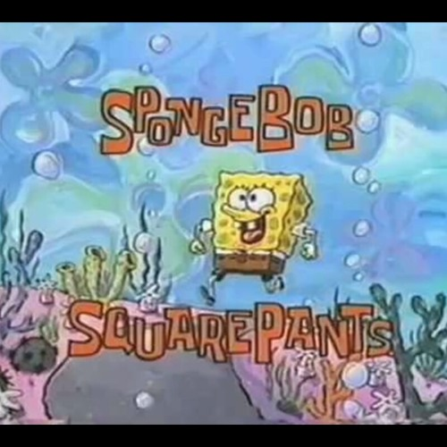 Spongebob Squarepants Theme Song But My Little Brother And ...