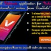 How to Install Vidmate Application For Nokia Mobile to Download Videos From YouTube?