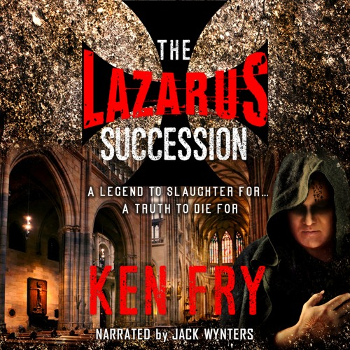 The Lazarus Succession Audiobook Excerpt