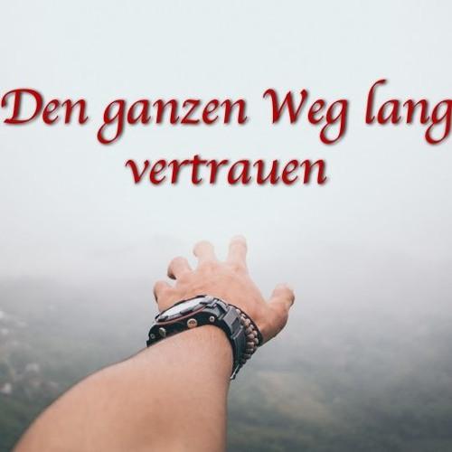 Den ganzen Weg lang vertrauen | Trusting Your Way Through - Deanna Driggers