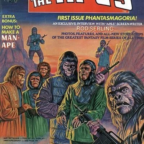 Podcast of the Apes