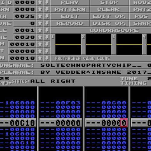 Vedder - SOLTechnoPartyChip [Solskogen 2017]