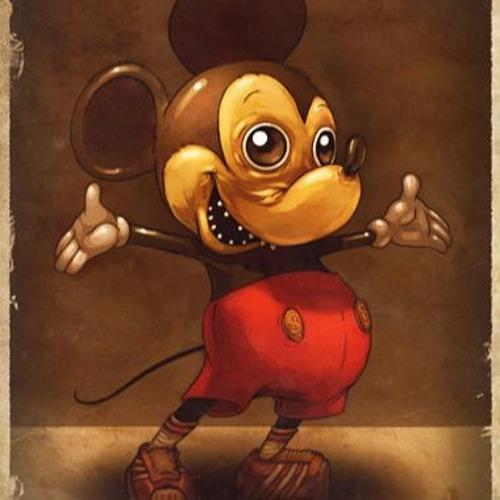 Mickey Mouse Club House Hot Dog Ear Rape