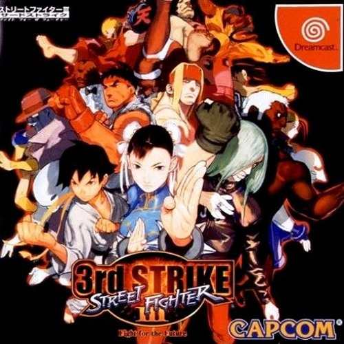Street Fighter III 3rd Strike - The Theme Of Q by Menino