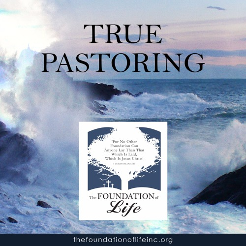 July 13, 2017 ~ True Pastoring - 1st Timothy 5