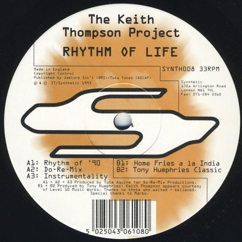 Keith Thompson Feat India – Rhythm Of Life (Fizzikx's 2017 Rework)