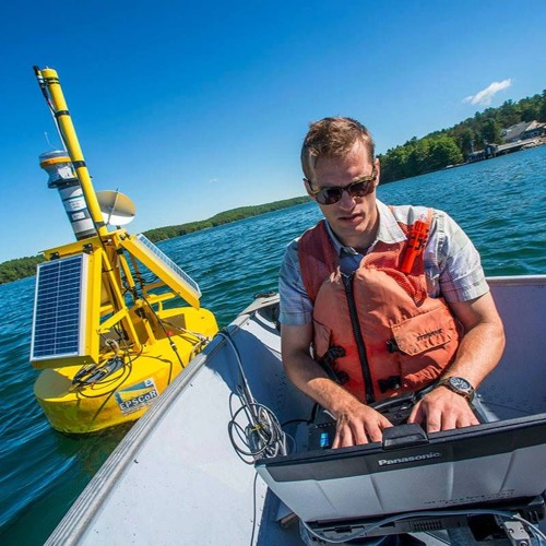 SFW 24 Interview: Matt Gray discusses the SEANET LOBO Buoy network
