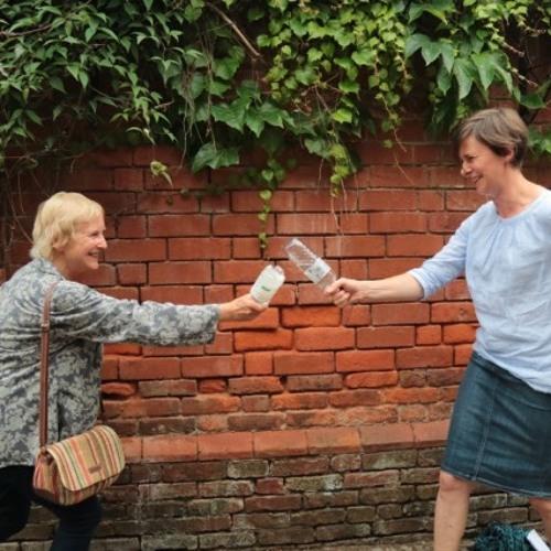 Translation Duel at Ledbury Poetry Festival! Olivia McCannon vs Susan Wicks