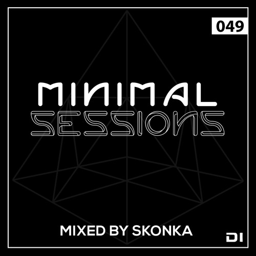 Minimal Sessions 049 - Mixed by Skonka