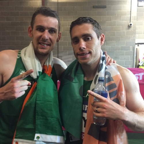 Jason Smyth 100m Gold at London