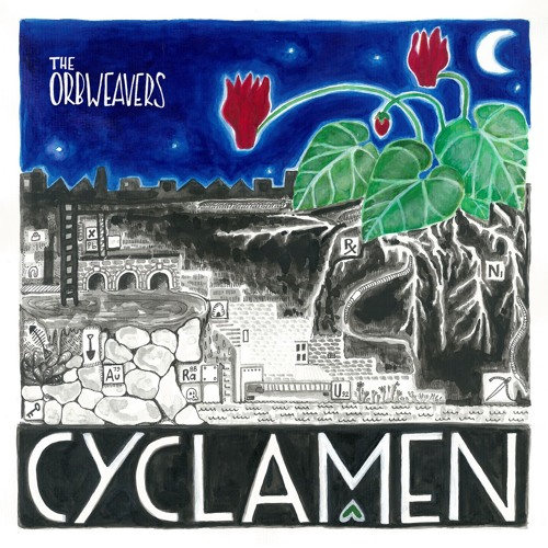 Cyclamen by The Orbweavers