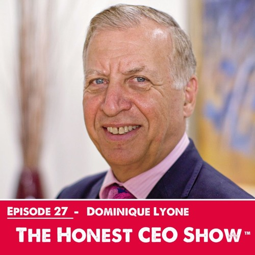 Ep 27. Dominique Lyone Managing Director of COS (Complete Office Supplies)