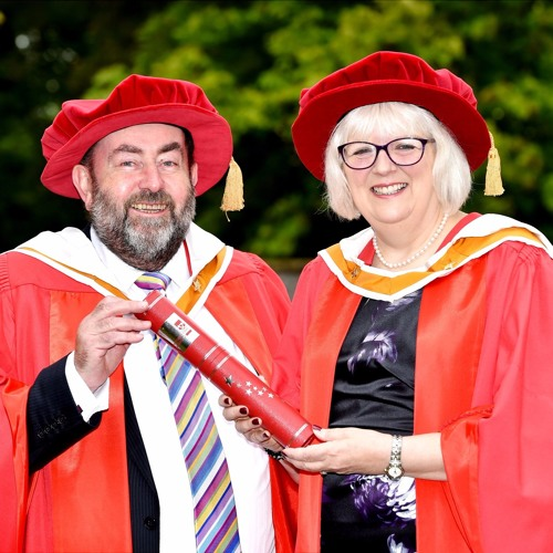 Kevin and Carol Shanahan, Honoary Doctorate speech