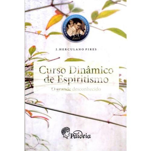 Curso Dinâmico de Espiritismo, o Grande Desconhecido (Audiobook)