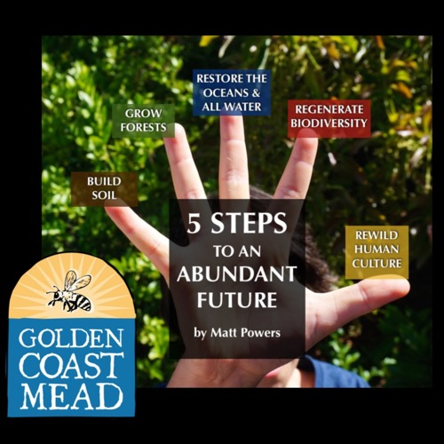 Episode 63 The 5 Steps To An Abundant Future LIVE At Golden Coast Mead