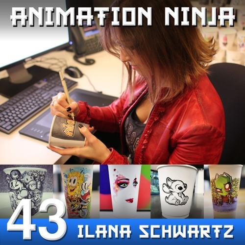 AN 43: Ilana Schwartz and Java Doodles