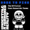 Undertale: A Mirrored Reality - Bone To Pick [Official Sans Genocide Theme]