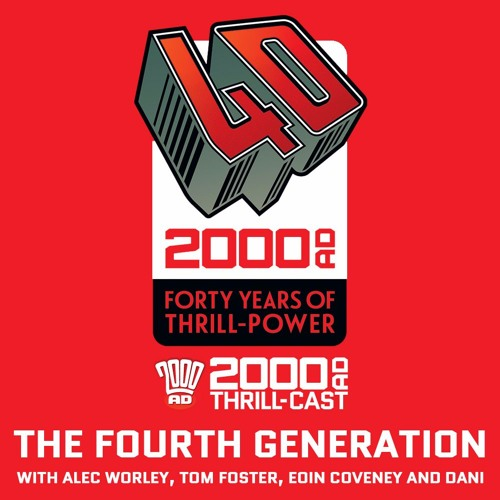 40 Years of Thrill-power Festival: The 4th Generation panel