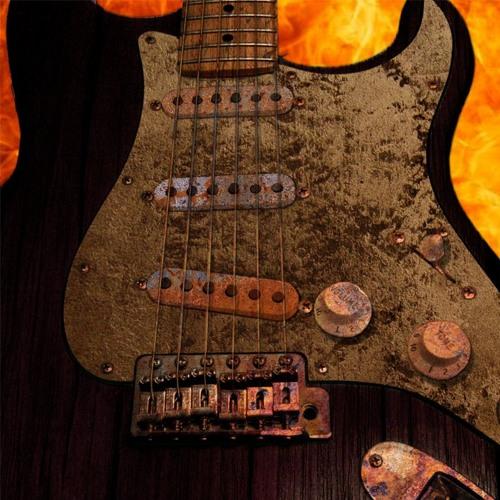 RSSD02 Dark Guitar