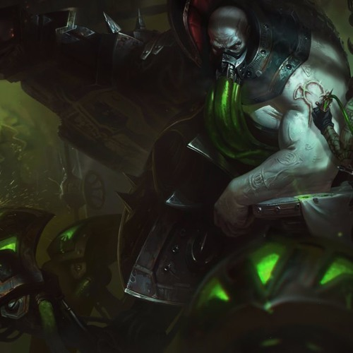 URGOT Login Theme
