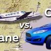 Plane vs. Car (30m Writing Challenge)