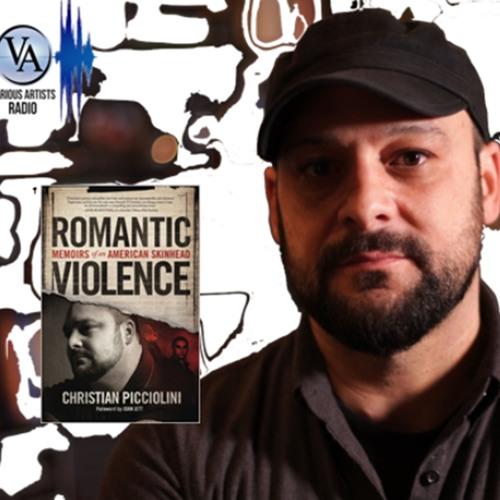 VA Cafe - Former White Suprmacist Christian Picciolini