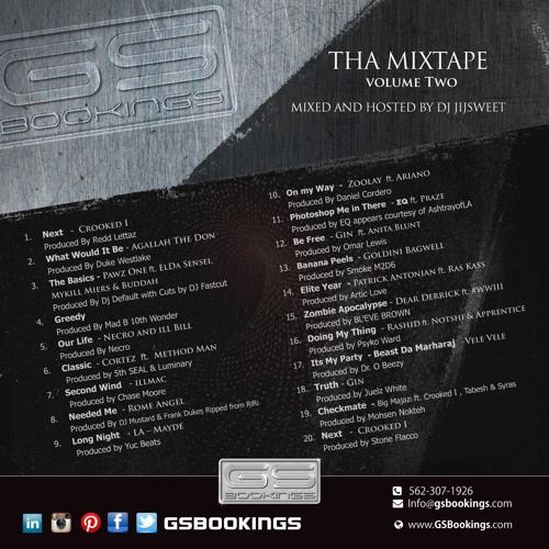 GSBookings Mixtape Vol. 2
