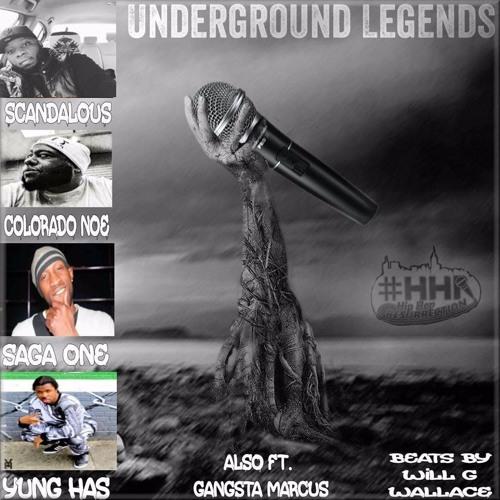 Underground Legends #HHR