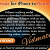 Install Vidmate For iPhone To Download Videos