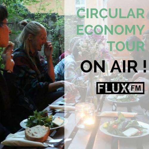 Radio Interview FluxFM / Berlin's 1. Circular Economy Tour