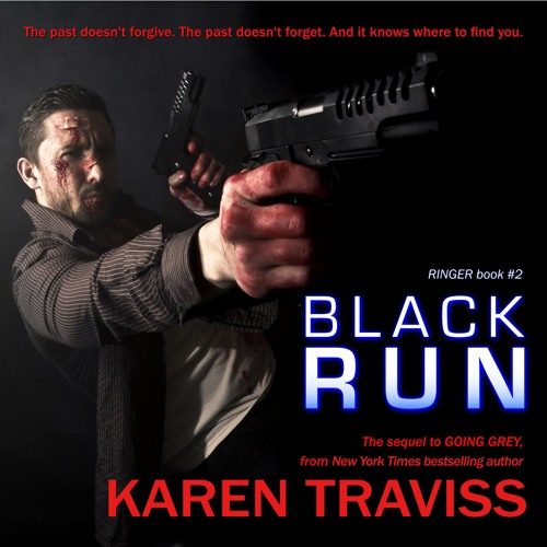 Black Run by Karen Traviss, Narrated by Steven Pacey