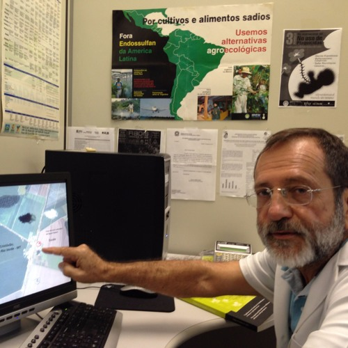 Agrotóxicos que contaminam o Xingu poluem rios do Paraguai e Argentina