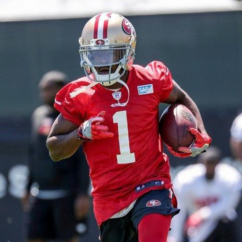 49ers Rookie WR Victor Bolden Discusses Camp