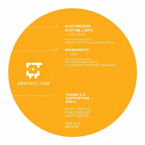 Electrosoul System & Satl - Satless