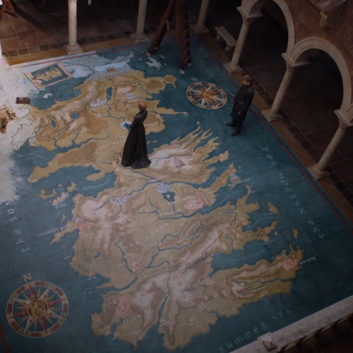 Cast without Banners: Game of Thrones S7 E1, 'Dragonstone'