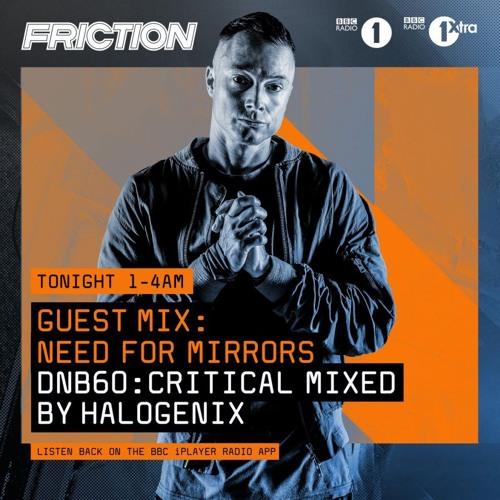 Critical Music DNB60 with Halogenix - BBC Radio 1 July 2017