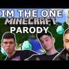 DJ KHALED - 'IM THE ONE MINECRAFT PARODY' - (FEAT. CRISPY CONCORDS)