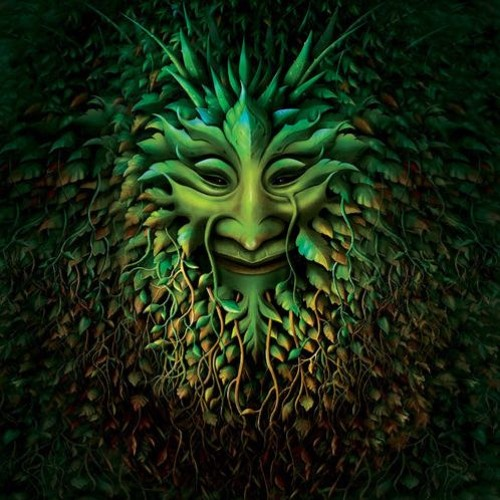 Green Man (original) by The R.A.W Experience