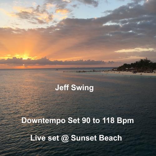 Jeff Swing - Downtempo set, 109 to 118 Bpm
