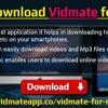 Download Vidmate For Mac
