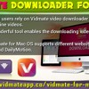 Vidmate Downloader For Mac